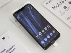 10秒售罄 诺基亚X6首发 销量火爆