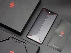 炫彩RGB灯效 一键入魔 努比亚红魔电竞游戏手机27日开售