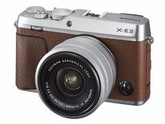 将文艺进行到底 富士X-E3新品预售送相机啦!