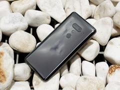 骁龙845芯片/边框触控再升级 HTC U12+现场实拍