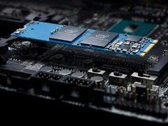 """Intel 傲腾 vs AMD StoreMI 硬盘""""外挂""""谁更强?"""