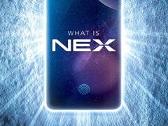 vivo NEX全面屏新机正式官宣!6月12日上海见证未来