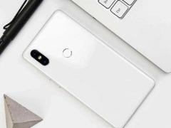 小米MIX 2S官网现货:骁龙845+无线充电,限白色版本
