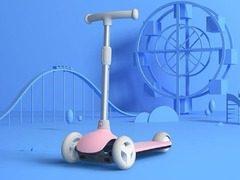 安全与灵活并重 249元米兔儿童滑板车发布