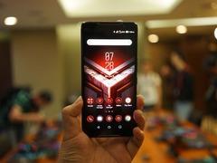 这才是游戏手机正确的打开方式 ROG Phone实拍图赏