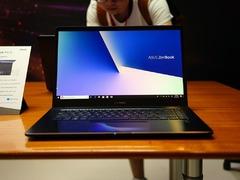 盖尔加朵代言,触控板变屏幕,灵耀X Pro惊艳发布