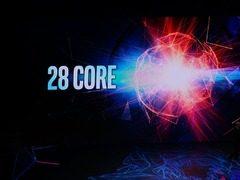 大秀肌肉!28C56T的Intel处理器全部核心可达5.0GHz!