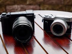 复古外形高性能 松下LUMIX新品相机外观图赏