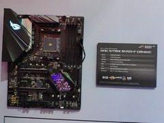 COMPUTEX2018:华硕展示全新B450系列主板产品