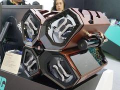 Computex2018:玩家风暴展台新品汇总