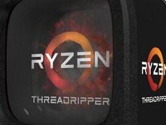 规格恐怖!AMD第二代锐龙线程撕裂者核心数高达32个
