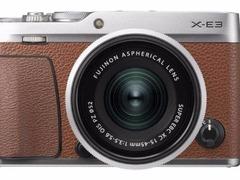 买就送价值599元拍立得相机 富士X-E3套机超618促销