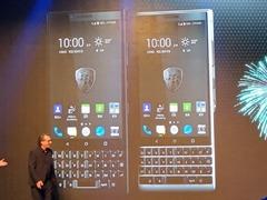 商务手机新门面 黑莓KEY 2发布