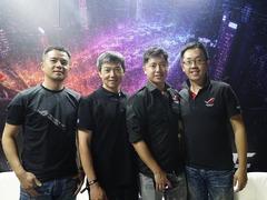 ROG台北发布会专访:将心目中最好的产品带给玩家