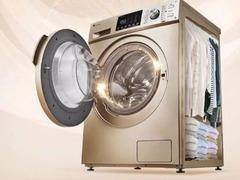 被单老要手洗?是时候换个大容量洗衣机了