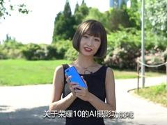 环游北京!荣耀10漂浮拍照极限测试