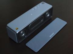 优雅与音乐融合  索尼SRS-HG10蓝牙音箱体验
