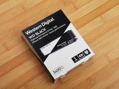 高速稳定低功耗 西部数据WD Black NVMe SSD 1TB 评测