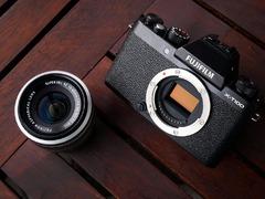 高颜值下的拍照利器 富士X-T100微单评测