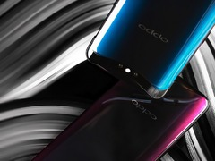 完美曲线来带的灵境之美 OPPO Find X拓展手机新形态