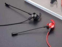 雷柏VM150入耳式游戏耳机《王者荣耀》试玩