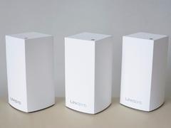 无线覆盖更轻松  领势Velop双频版AC3900M 路由评测