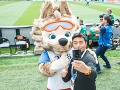 vivo AI智慧双摄记录世界杯非凡瞬间 肖像大师肖全诠释何为非凡