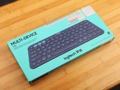 便携轻巧 超长续航 罗技K380键盘实测