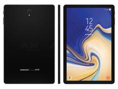 三星Galaxy Tab S4渲染图放出 屏占比有提升