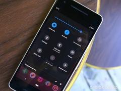 Android P预览版加入黑暗模式主题 iOS啥时候才能有呢?