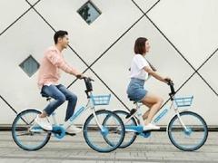 哈罗单车达成新成就:口碑规模居行业首位