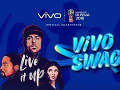 vivo发起swag挑战活动 邀请全世界球迷一起助力非凡世界杯