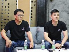 小狗机器人营销副总裁汤晨勇、技术副总裁袁健专访