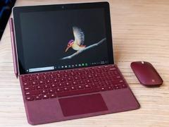 微软Surface Go正式开启预售 10英寸仅售399美元