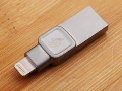 苹果双头闪存盘!金士顿DataTraveler Bolt Duo评测