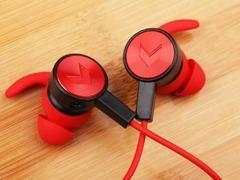 手游吃鸡利器 雷柏VM150入耳式游戏耳机评测