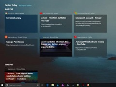 Windows 10 时间轴火热 开始支持多款第三方浏览器