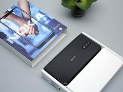 售价999元起 搭载Helio P60 诺基亚X5发布
