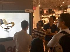 科技零售造理想人生,京东曲美体验馆获专家高度认可