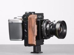 哈苏X1D新玩法  HXD转接环支持技术相机镜头