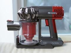 家用全能清洁高手  浦桑尼克P9GTS无线手持吸尘器评测