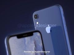 6.1寸iPhone 9外观确认:背部颜值超越iPhoneX