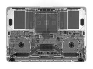 新产品 小改动 2018MacBook Pro13寸TouchBar版拆解