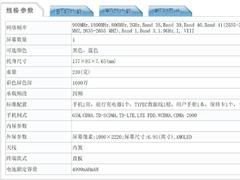 荣耀Note 10亮相工信部:6.9英寸AMOLED屏+8GB内存