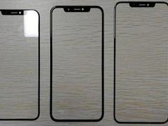 没得挑!苹果三款iPhone玻璃面板曝光:清一色刘海屏