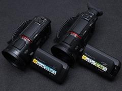 24X光变徕卡镜头+超强防抖 松下WXF1/VX1摄像机评测