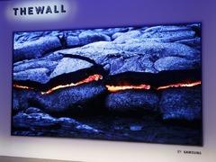 三星The Wall电视9月量产 明年还有技术革新