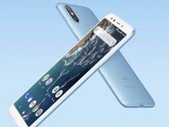 运行原生Android One系统 小米A2&A2 Lite海外发布
