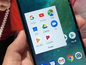 搭载原生Android系统 小米A2、A2 Lite现场实拍