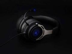雷柏VH300背光游戏耳机《逆战》试玩